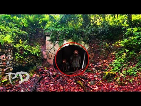 i-bet-you-didn't-know-about-this-secret-haunted-tunnel-under-your-city
