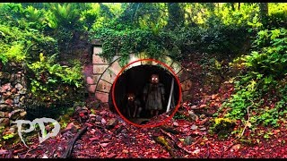 I Bet You Didn't Know About This SECRET HAUNTED TUNNEL Under Your City