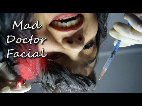 Bad Doctor Gives You a Facial