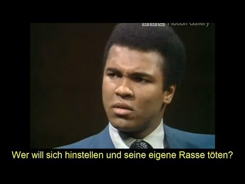 Muhammad Ali: Rassist vs. Gutmensch über Multikulti