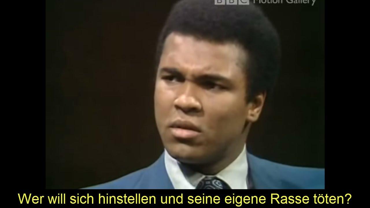 Muhammad Ali Rassist Vs Gutmensch über Multikulti Youtube