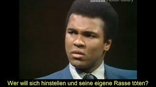 Muhammad Ali  über Multikulti