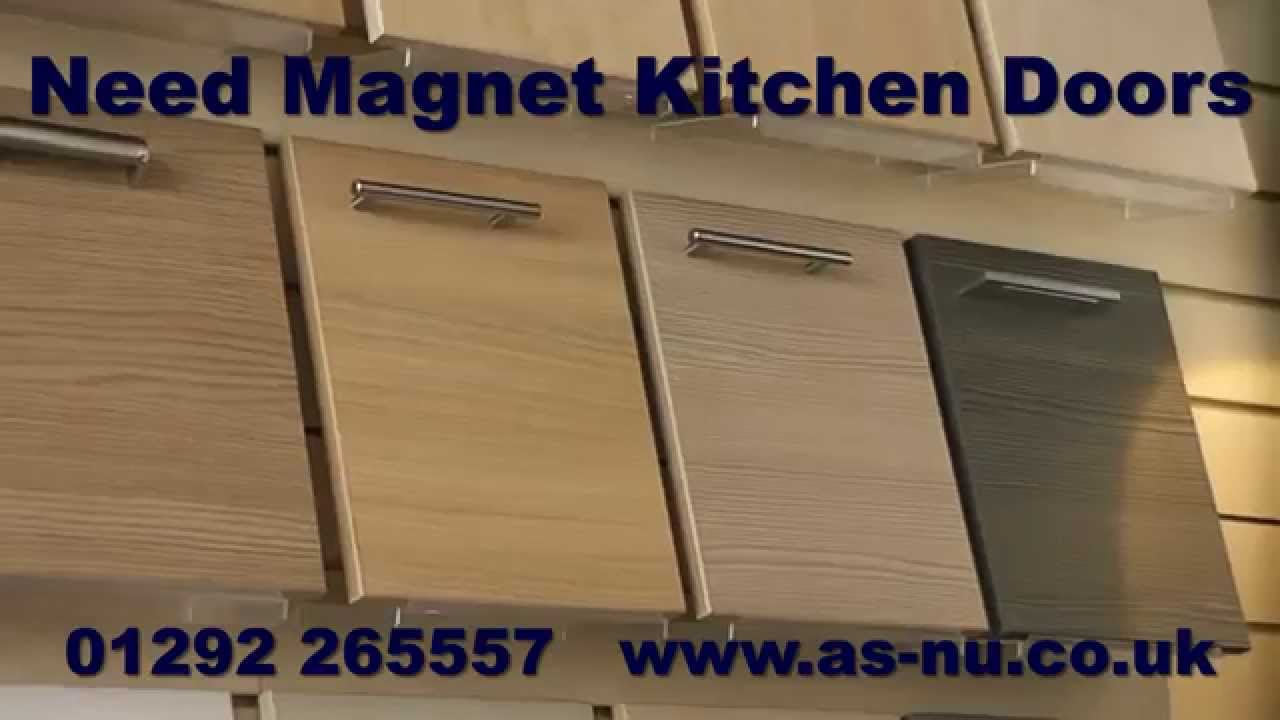 Magnet Kitchen Doors And Magnet Kitchens Youtube