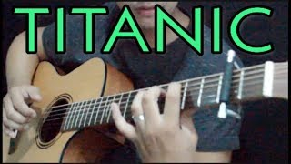 Download Lagu Titanic theme | My heart will go on (Percussive Eiro's fingerstyle Cover) mp3