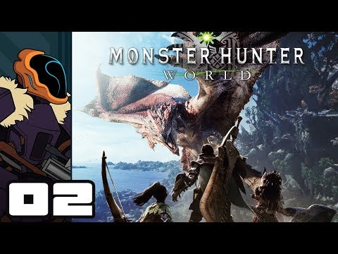Let's Play Monster Hunter World - PS4 Gameplay Part 2 - Take It Easy