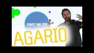 JUST DO IT!!   Agario Agar io