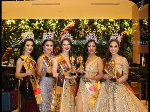 Mrs Asia Pacific Beauty Pageant 2018 - Grand Finale Highlights