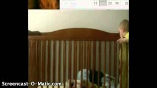 Twins Escapes From Crib Ghetto Version