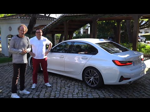 2018 | 2019 BMW 3er Limousine - Fahrbericht | Review | Test-Drive | Motor I Technik I Design I Sound