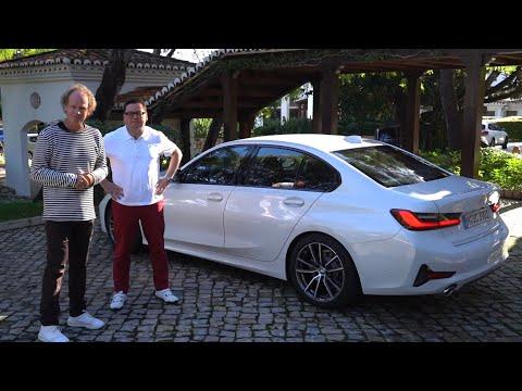 Neue BMW 3er Limousine (2019) - Review I Fahrbericht I Motor I Technik I Design I Sound