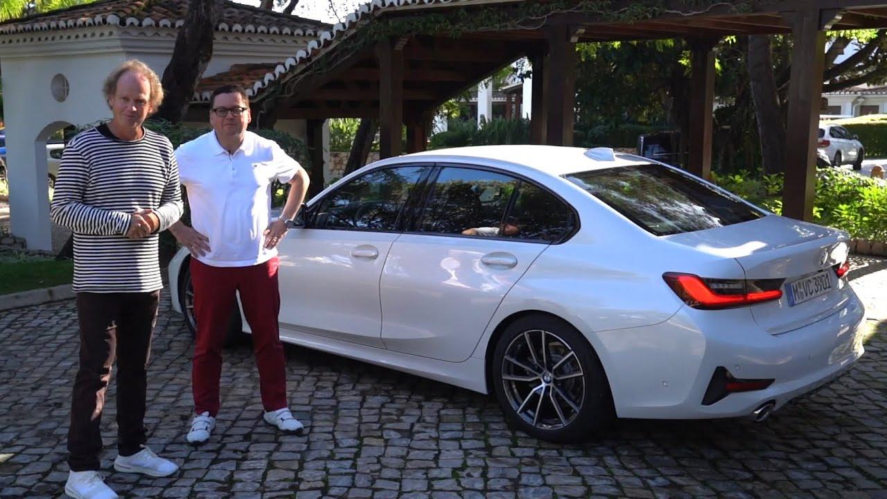 2018 2019 Bmw 3er Limousine Fahrbericht Review Test Drive Motor I Technik I Design I Sound