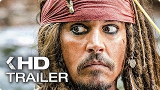 PIRATES OF THE CARIBBEAN: Dead Men Tell No Tales Trailer 3 (2017)