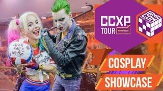 CCXP Tour 2017 - COSPLAY SHOWCASE