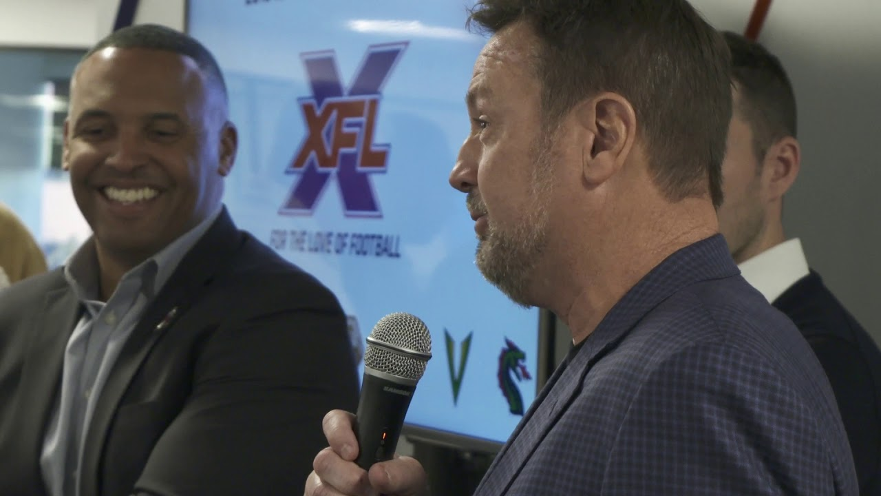 Bob Stoops on his decision to join the XFL and what drives ...