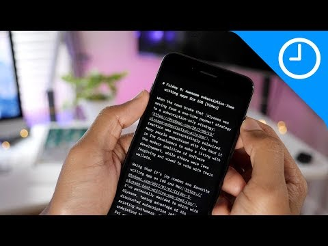 Friday 5: Awesome subscription-free writing apps for iOS [9to5Mac]