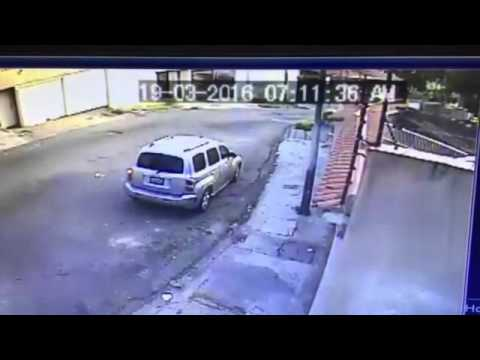 Secuestro en Caracas marzo 2016