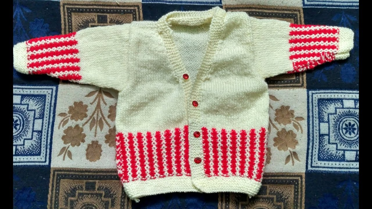 6128af14702d woolen sweater designs   ideas for kids sweater