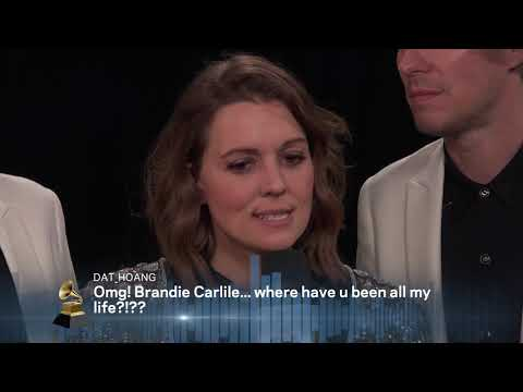 Brandi Carlile One-On-One Interview   2019 GRAMMYs Mp3