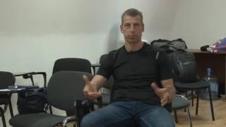 Гипнотерапевт из Эстонии: вопросов не осталось. Отзыв обучение гипнозу.