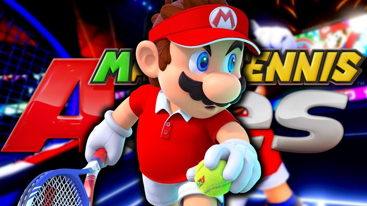 THE GOLDEN AGE OF MARIO TENNIS IS BACK!!! Mario Tennis Aces Online Tournament Demo Gameplay!