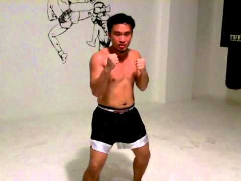Learn Basic Kickboxing For Self Defence. Kickboxing Tutorial By Singapore's Martial Arts School.