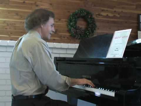SILENT GIFTS (A New Piano Solo by Robert Van Horne)