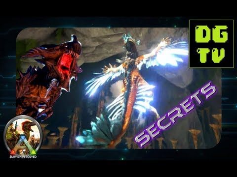 ARK // First Look: ROCK DRAKE in Aberration DLC Expansion