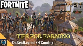 Tips For Farming Ammo In Fortnite PS4   Pathfinder Jess   Outlander Perks   Ammo Crafting Guide