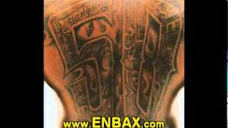 50 CENT - Tattoos! Tattooed Body Pictures!