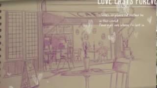 Walentynki 2017 Ilustracja: SejbylART Muzyk: MINMI south orange.
