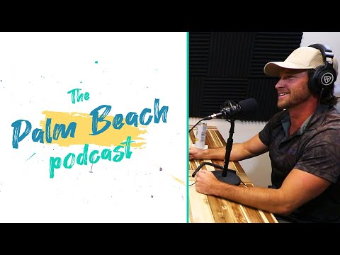 Palm Beach Podcast #11 - Greg Norman Jr. - Shark Wake Park