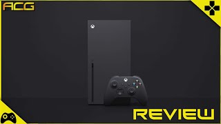 XBOX SERIES X REVIEW - Buy, Wait for a Sale, Never Touch? (Video Game Video Review)