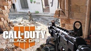 COD Black Ops 4 - MEU PRIMEIRO GAMEPLAY COMENTADO!