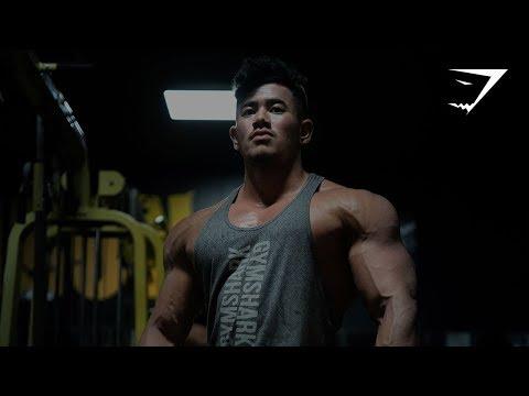 Gymshark | Steven Cao: Inspired