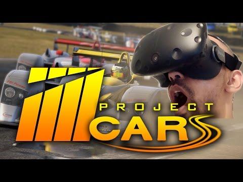 PROJECT CARS VR - LA FOLIE M'EMPORTE