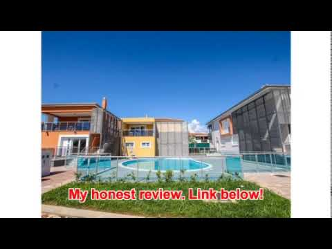 Residence Elody VII, Funtana, Croatia. Review!