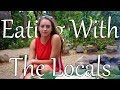 Eating SINIGANG with the LOCALS! Philippines Travel VLOG!