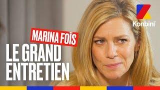 Marina Foïs s'en prend à l'état de la comédie française