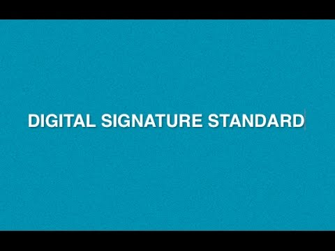 Digital Signature Standard Algorithm | With Solved Example | Cryptography And Network Security