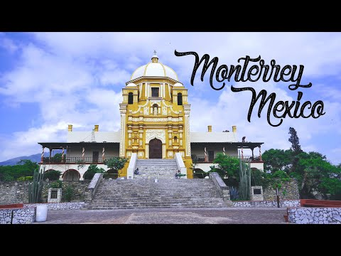 MEXICO Travel Vlog | Monterrey