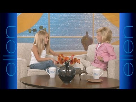Ellen and Jennifer Aniston's Season 1 Flashback