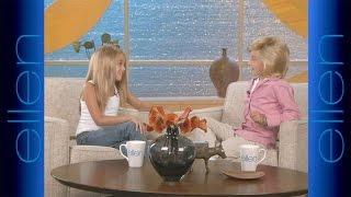 Ellen and Jennifer Aniston's Season 1 Flashback