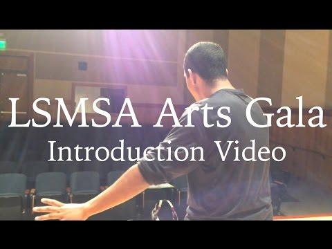 LSMSA Arts Gala Video