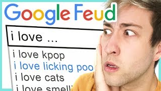 WHO GOOGLES THIS!? - Google Feud
