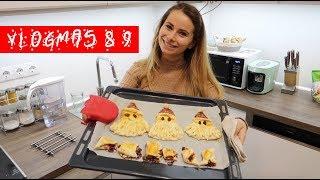 A legcukibb karácsonyi desszert - VLOGMAS #8-9 | Viszkok Fruzsi
