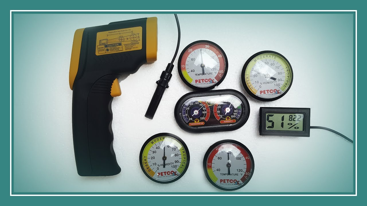 Which Temperature Humidity Gauges Are Best