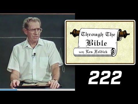 [ 222 ] Les Feldick [ Book 19 - Lesson 2 - Part 2 ] Acts 11
