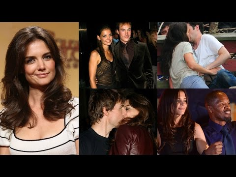 Boys Katie Holmes Dated!