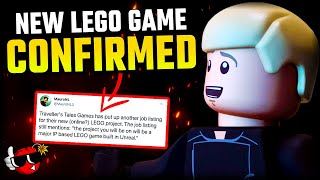 CONFIRMED! Another NEW Lego Game in the works