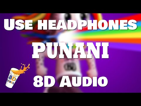 6IX9INE – PUNANI (8D AUDIO) 🎧 [BEST VERSION]